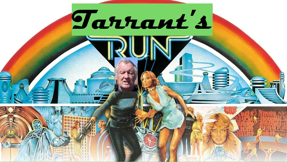 Brave New Reading Tarrant's Run (1)