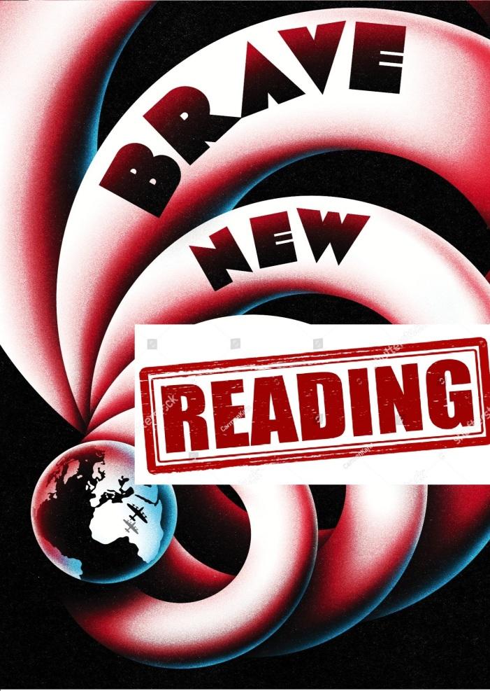Brave New Reading Tarrant's Run (2)